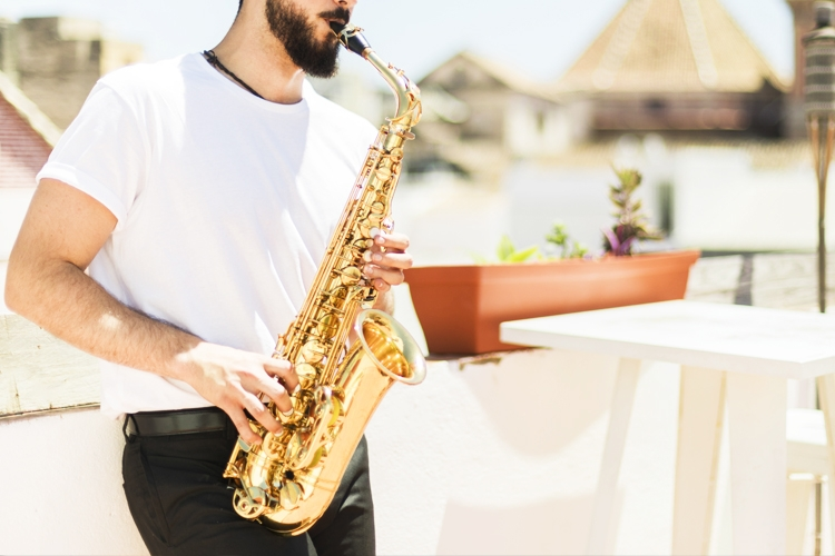 Corso sassofono roma